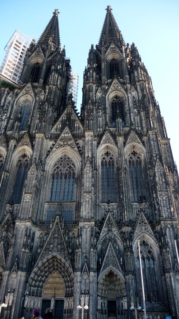 Kölner Dom - Cologne Cathedral - Katedra Kolonska - photo by Marek Seyda