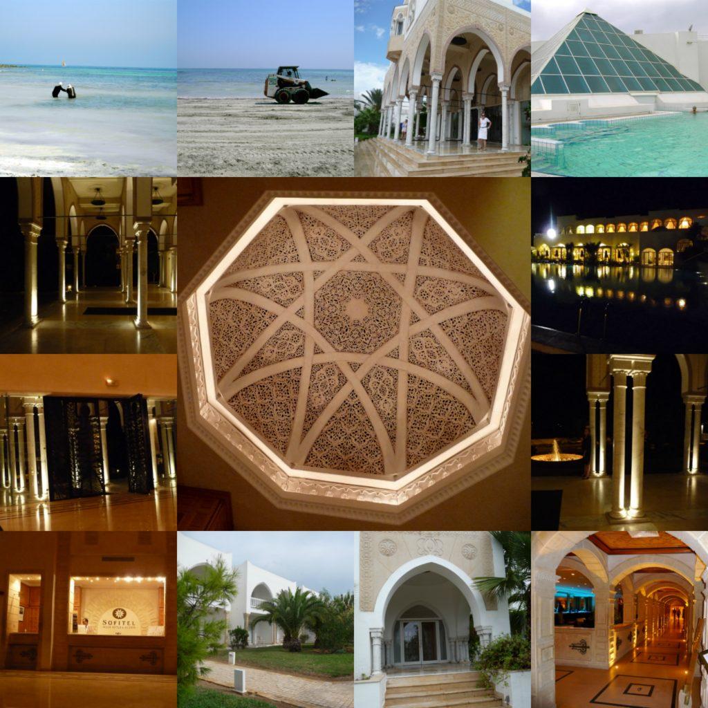 Tunesia Djerba photo collage by Marek Seyda